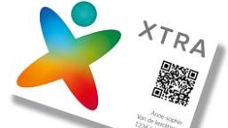 Xtra digital key service logo